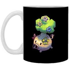 Magical Tree Pig Mug