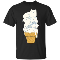 4 Cat Cute Ice Cream  Light Design 2