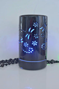 Dragonfly - black Ultra sonic Diffuser