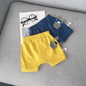 Baby Shorts | Cute Rabbit Ears Cotton Shorts
