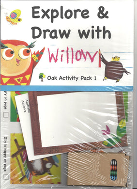 Oak Activity Pack 1