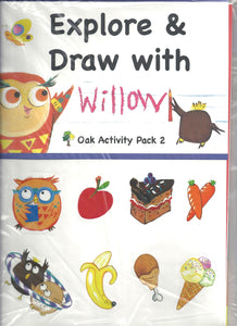 Oak Activity Pack 2