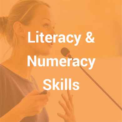 Literacy and Numeracy Skills