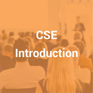CSE Introduction