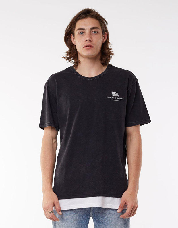 FALSE LAYERED TEE