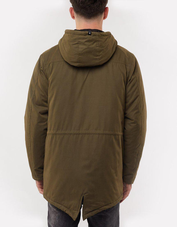 REGIMENT HOODED JACKET