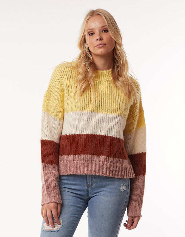 FLORENCE KNIT CREW