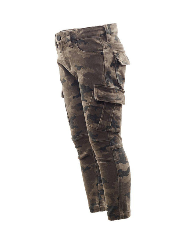 Game Cargo Pant Cammoflage