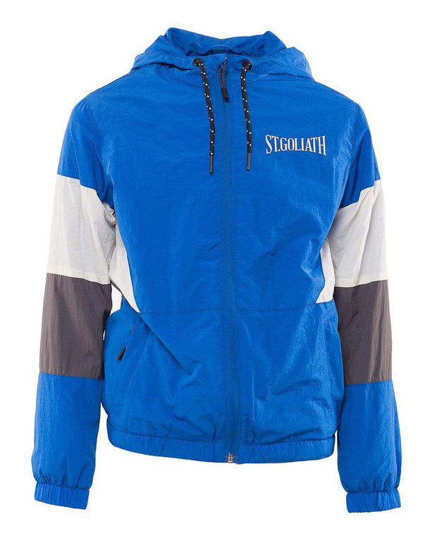 The Track Jacket Blue