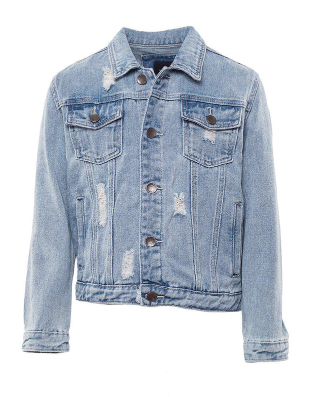 Hagan Jacket Blue