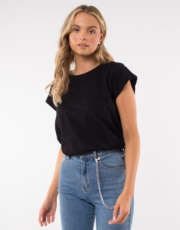Lucy Tee Black