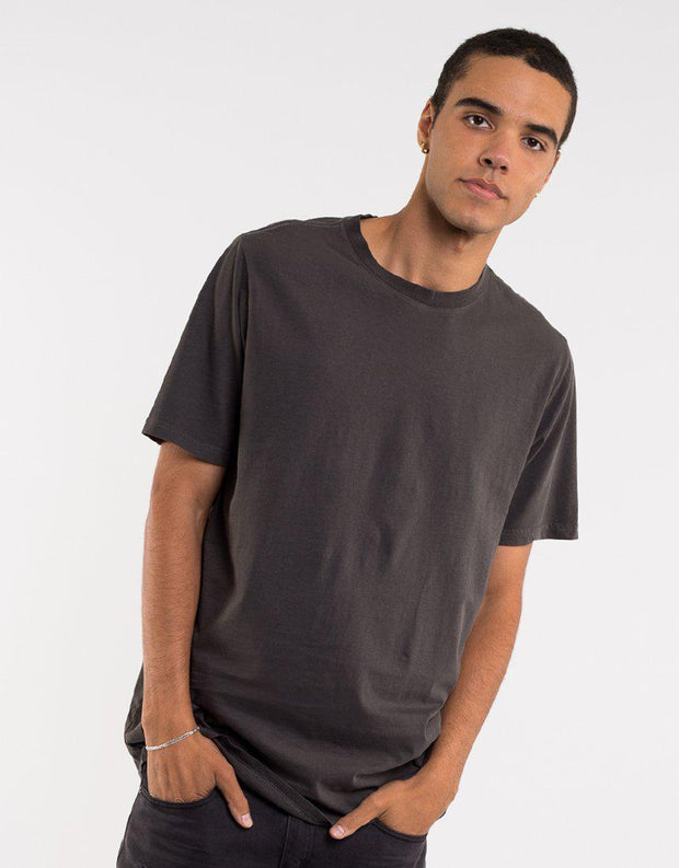 Relaxed Tee Charcoal