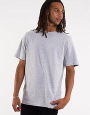 Relaxed Tee Grey Marle