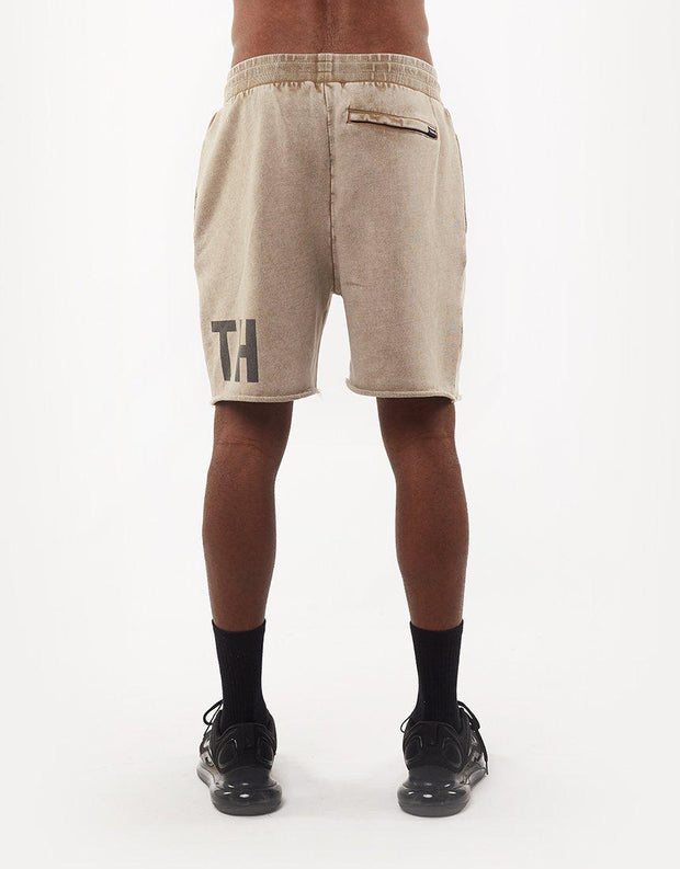 Legion Fleece Short Sand