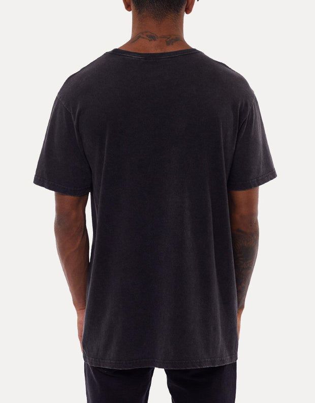 Different Kind Of Truth Tee Washed Black