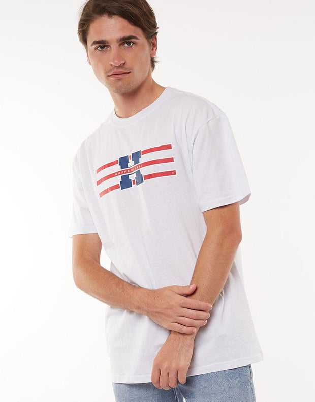 Sup Tee/drifting White
