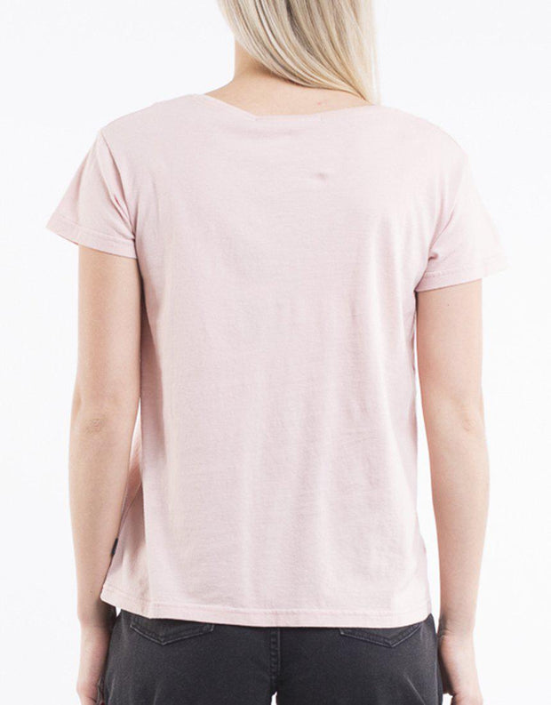 Tee Polly 2 For $50 Blush