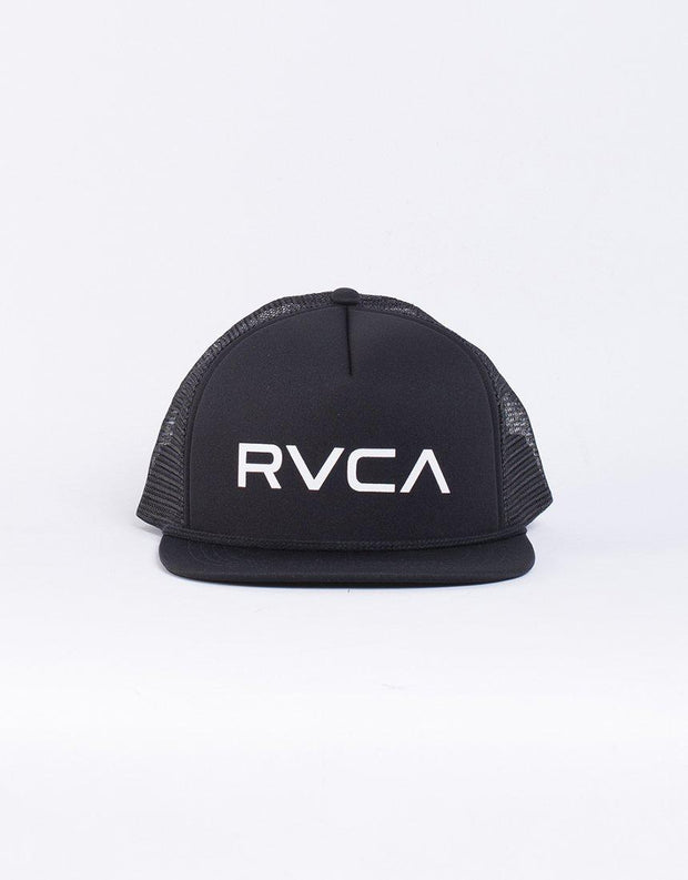 THE RVCA TRUCKER CAP