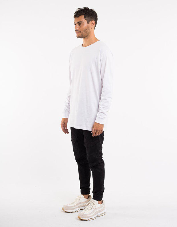 OVER CROTCH L/S TEE