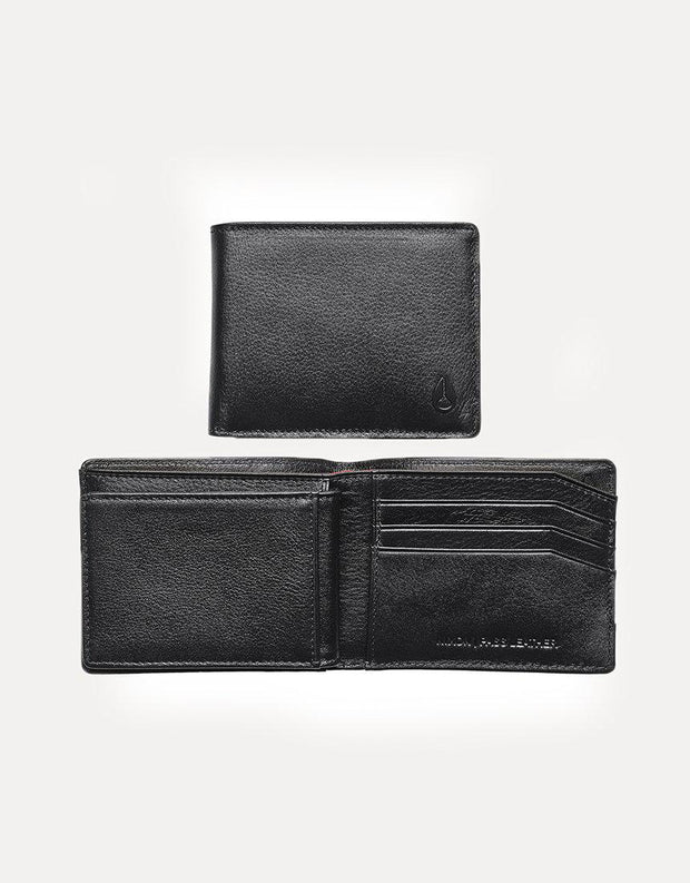 Pass Leather Black
