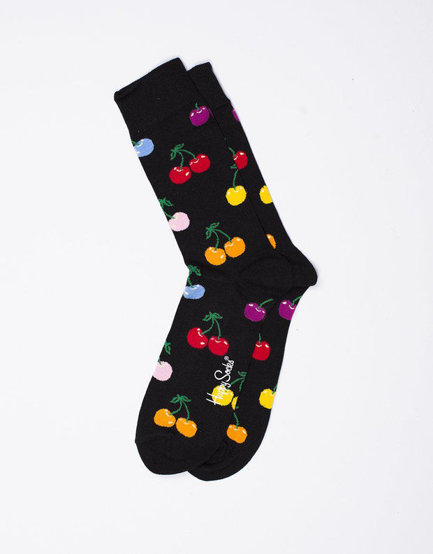 Cherry Sock Multicoloured