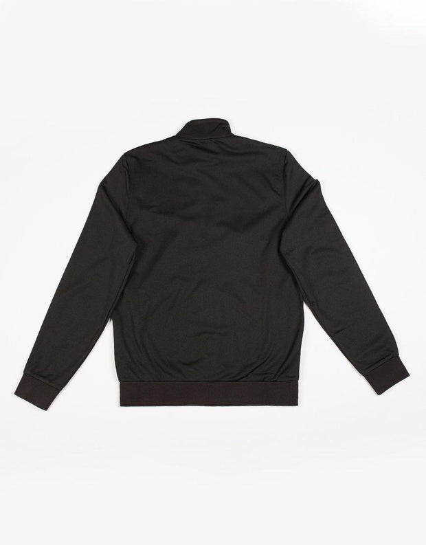 Tennis Run Sweat With Taping Black Black