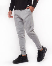 Hoxton Tech Trackpant Grey Marle