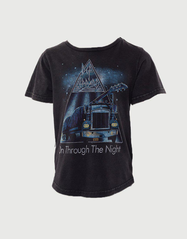 ON THROUGH THE NIGHT TEE
