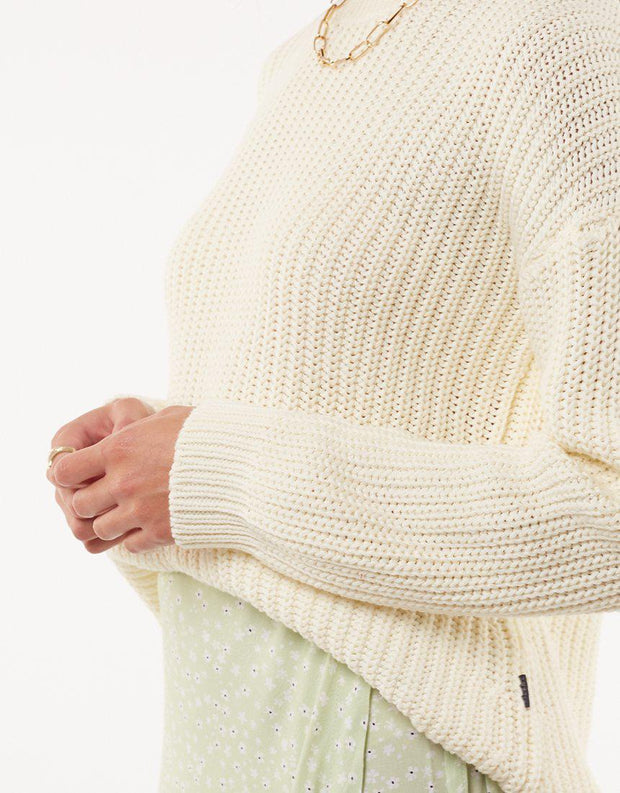 Intern Knit Vintage White