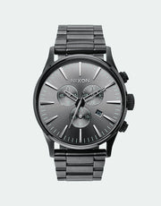SENTRY CHRONO ALL GUNMETAL