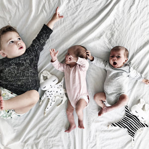 Best buys for newborn twins and a toddler