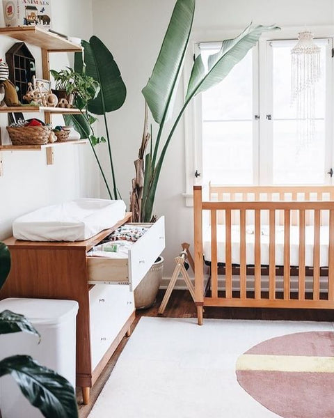 Neutral Children's Room Inspiration