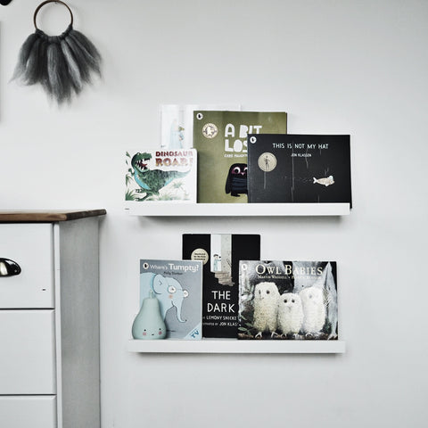 ikea picture ledge shelves for childrens books