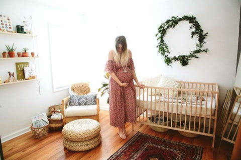 neutral childrens room inspiration
