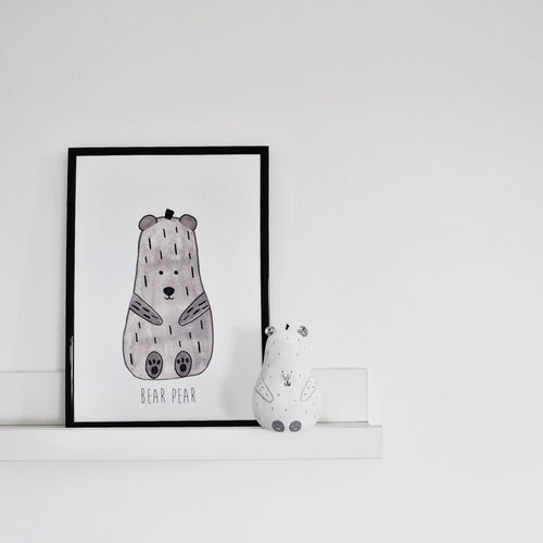 Bear Pear Gift Set