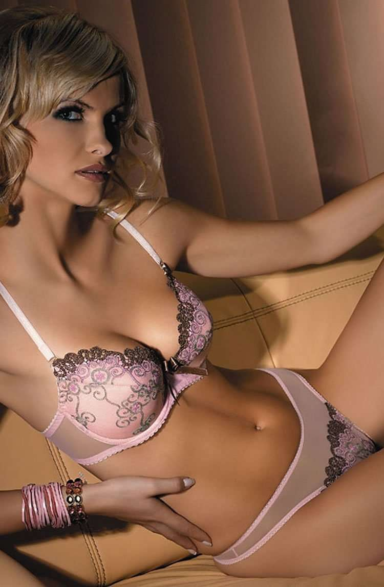 Gracya Carmel Bra - Gracya - Katys Boutique Lingerie USA