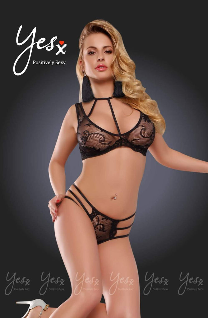 YesX YX508 Set - YesX - Katys Boutique Lingerie USA