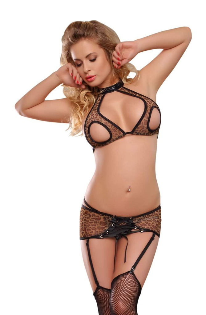 YesX YX510 Dress Set - YesX - Katys Boutique Lingerie USA