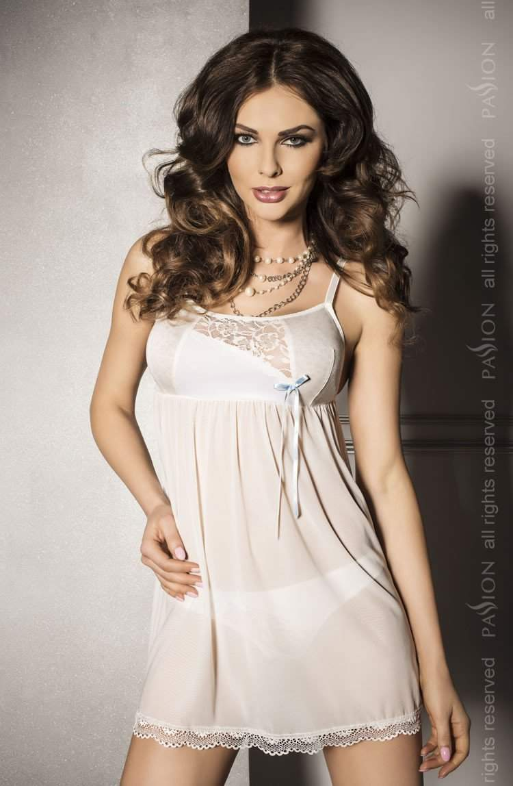 Carmel Babydoll by Passion - Passion - Katys Boutique Lingerie USA
