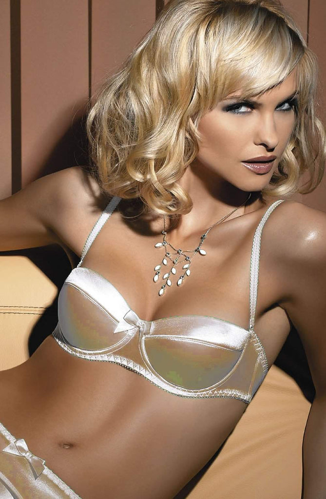 Lucy Bra In Cream by Gracya - Gracya - Katys Boutique Lingerie USA
