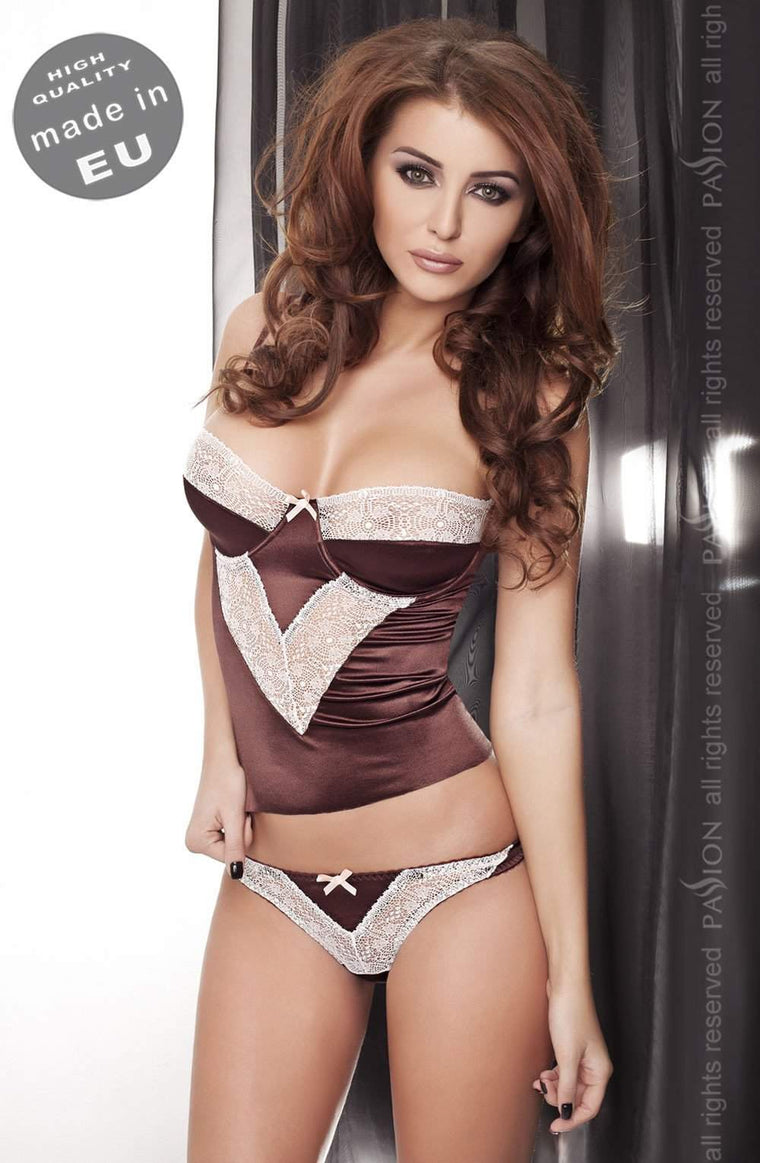 Omega Sexy Bra Set by Passion - Passion - Katys Boutique Lingerie USA