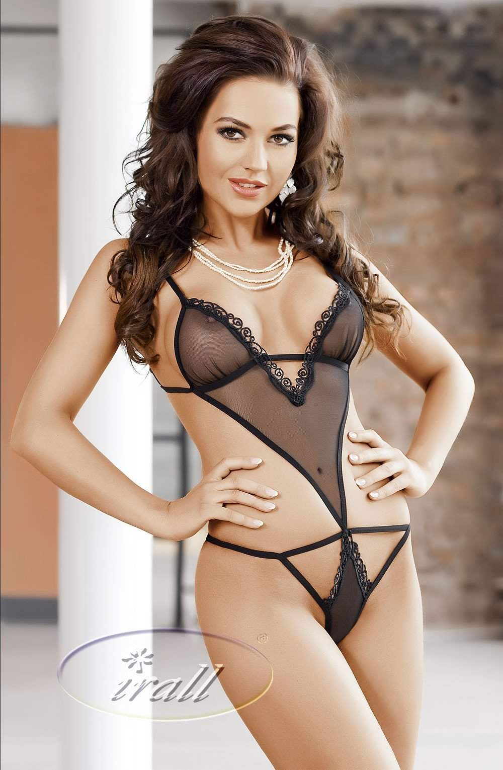 Irall Imogen Body - Irall - Katys Boutique Lingerie USA