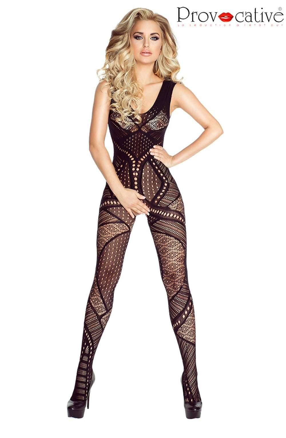 Provocative Bodystocking - Provocative - Katys Boutique Lingerie USA