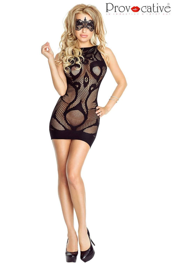 Provocative Sexy Mini Dress - Provocative - Katys Boutique Lingerie USA