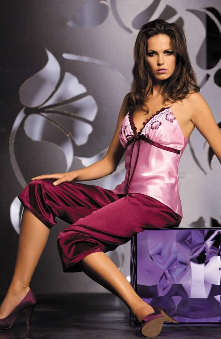 21a1ea44d Sophie Pajamas by Irall - Irall - Katys Boutique Lingerie USA