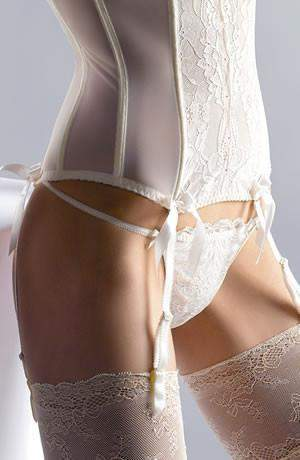 Crystal Thong by Gracya - Gracya - Katys Boutique Lingerie USA