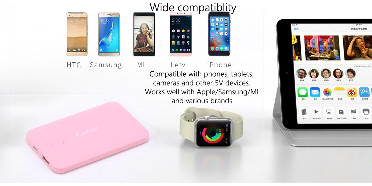 Wide_compatiblity best power bank,portable power bank.