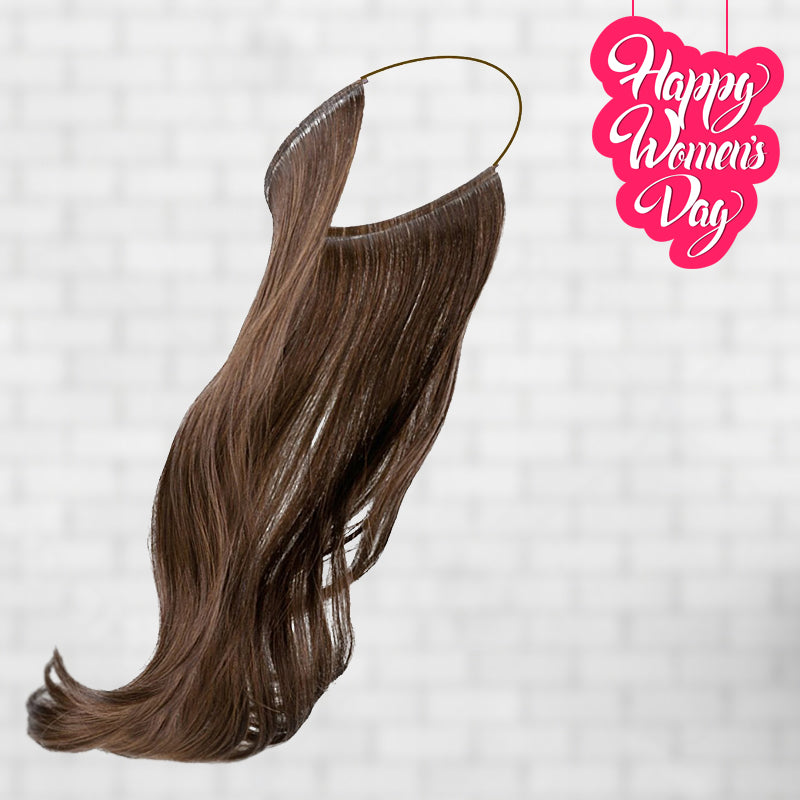 Womens Day Sale 10 Off On Woomaya Secret Hair Extensions With