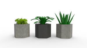 Kuza Planters - Office Accessory