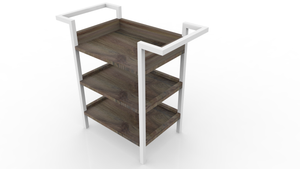Karimu Kitchen Side Shelf